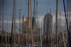 Barcelona im November